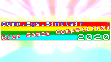 Crap Games Competition 2020