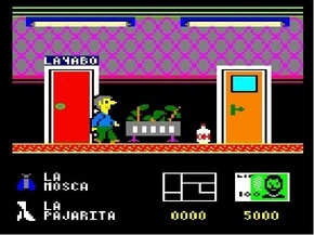 Tommy Amstrad CPC