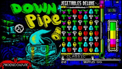 Down the Pipe & Vegetables Deluxe
