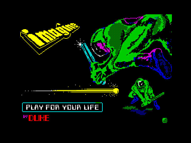 Play for your Life Spectrum